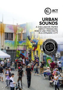 urban sounds cover