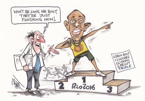 Triple Bolt dpi