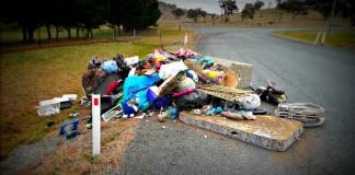 royalla dumping