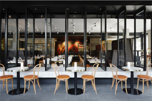 Best New Restaurant... Buvette Bistro and Wine Bar at the Hotel Realm.