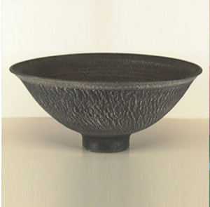 Images L-R: Doug Alexander Untitled (large bowl) 1978, Collection of the ANU
