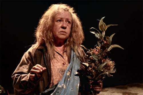 "Noni Hazlehurst in ""Mother""... coming to The Q."
