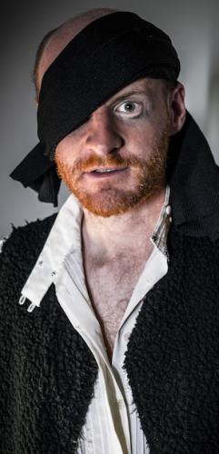 """Pirates""... comedy show coming to Gorman Arts Centre."