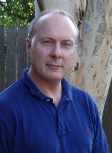 Poet Paul Hetherington