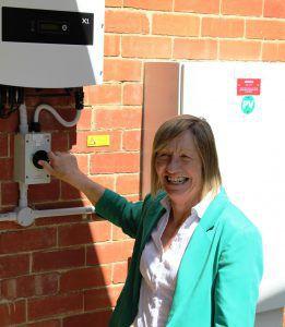 HOME Manager Anne Pratt