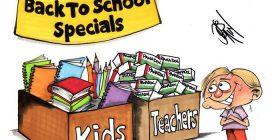 Dorin - Back to school