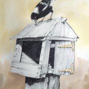 The Old Letter Box 2 Margaret Carr