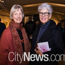 Dianne Firth and Helen Gray