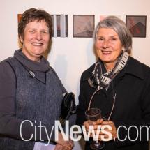 Jane Bodnaruk and Valerie Kirk