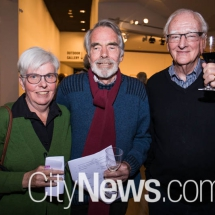 Ruth Keys, Hugh Dakin and Richard Keys