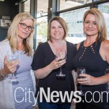 Anna Conner, Peta-Anne Garrett and Linda Morgan