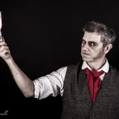 David Pearson as Sweeney Todd