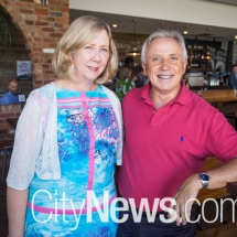 Helen Watchirs and David Jenkins