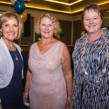 Colleen Rowe, Colleen Donnelly and Sue Scott