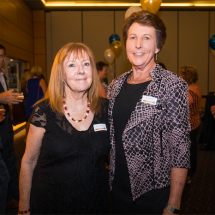 Kathy Griffiths and Anne Haines