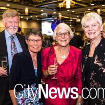 Roger Kilham, Kirsty Craven, Lis Haakonssen and Alice Bedford