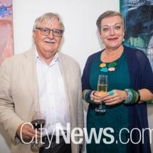 Terence Maloon and Deborah Clark