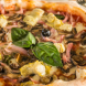 Capricciosa Pizza-2