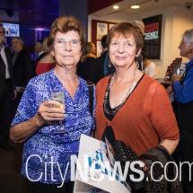 Joyce Gore and Lola Wilkins