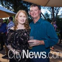 Vicki and Graeme Nesbitt