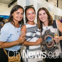 Alexa Chamberlain, Joy Chan and Michelle Brown