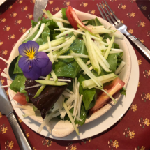 Crazy French salad
