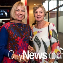 Joanne Garrisson and Lois Maiden