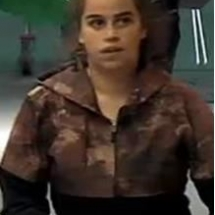 Young female with suspects