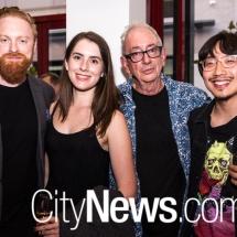 Alexander Boynes, Alex Lundy, David Broker and Bohao Jia
