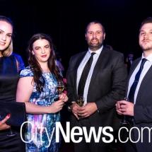 Emma Drummond, Penny Nowlan, Doug Gordon and Daniel Jonas