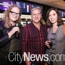 Gillian Schwab, Rohan Cutler and Arden Jones