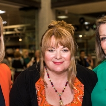 Nichole Overall, Dr LJM Owen and Amanda Whitley