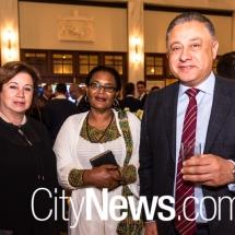 Omneya Khairat, Tirfu Klmaziam and Mohamed Khairat