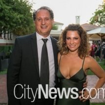 Peter and Katina Romano
