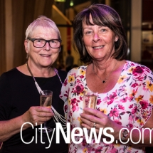 Shirley Browne and Anne Coll