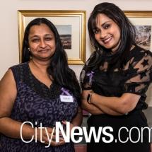 Shubhra Roy and Sini Joseph