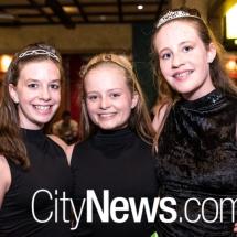 Tara King, Caroline Messick and Gena Wade