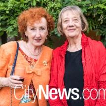 Teresa Zarlenga and Michelle Potter