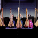 The harpists gave a fine performance, which was greeted with thunderous and well-deserved applause at the end. Photo by PETER HISLOP