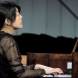Amsterdam-based pianist Keiko Shichijo had masterful and expressive control over the rather lovely-sounding fortepiano. Photo by PETER HISLOP
