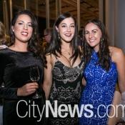 Amanda Diplacido, Hayley Wood and Rianna Tatarelli