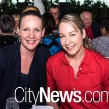 Kate Whybrow and Sarah Robin