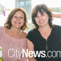 Lissa Keogh and Donna Cochrane