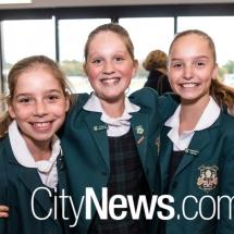 Annabel Grimwade, Holly Howard and Tara Jane Strickland