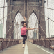 """""""Canberra native"""" Emily Williams in New York… """"Moving to NYC was a huge step for me."""" Photo by Julian Serna Photography"""