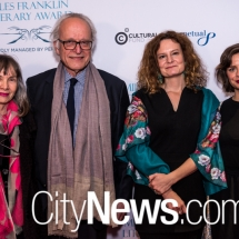 Evelyn Juers, Ivor Indyk, Felicity Castagna and Lea Antigny
