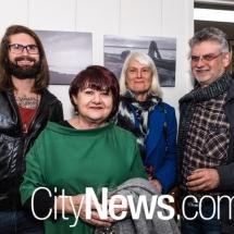 Harry Midalia, Susan Midalia, Judith Bourne and Dan Midalia