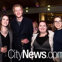 Julia and Cameron Steer, Jenn Wott and Anna McRae