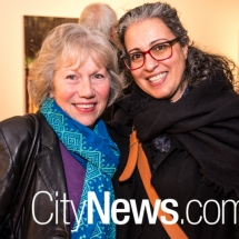 Penny Jurkiewicz and Sarit Cohen
