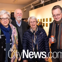 Raquel Ormella, Graham Eadie, Joy Eadie and Robert Bleyerveen